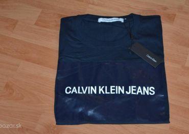 panske tričko Calvin Klein dlhý rukav