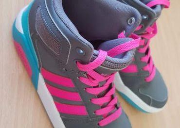 Dievčenské tenisky Adidas č. 34