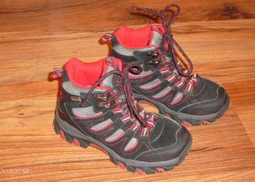 Detské topánky ALPINE PRO, veľ.30,5