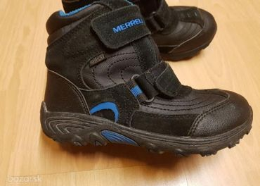 Chlapčenské topánky MERREL č. 32