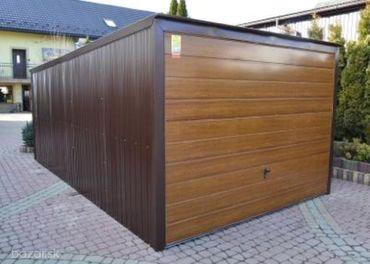 Plechová garáž PROLINE 3x5m