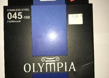 Predam struny Olympia FLS 4B-45100