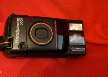 Retro  fotoaparát Chinon /REZERV