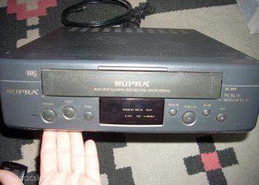 Videorekorder Supra