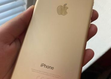 Iphone 7, 32GB gold