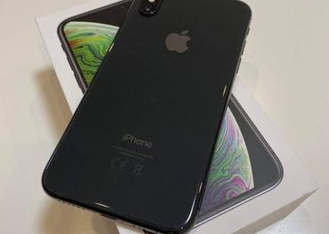 Apple Iphone XS 64GB Space Gray v záruke