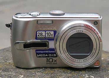 digitalny fotoaparat  Panasonic LUMIX DMC-T723