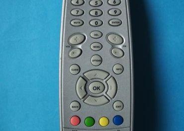Dialkový ovládač k boxu Motorola 1216