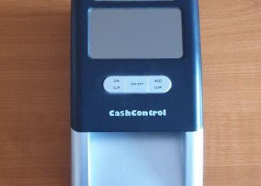 Automatický overovač bankoviek CashControl CCE 100
