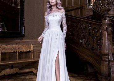 Svadobné šaty Irian Sam