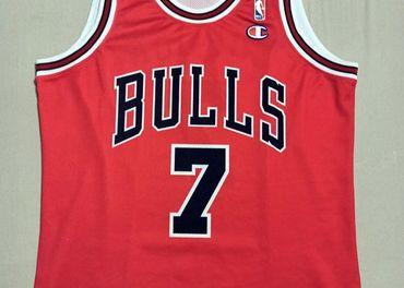 Basketbalový dres Chicago Bulls