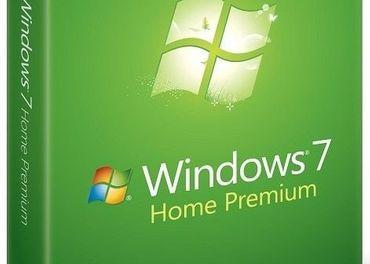 Predám nálepku Microsoft Windows 7 Home Premium