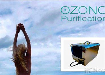 Ozónové čistenie DEZINFEKCIA PRIESTOROV