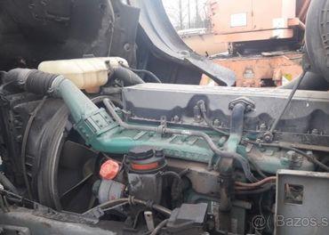 Motor Volvo typ : D9A300,6-ti válec-turbo