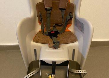 Polisport Bilby CFS - upevnenie na nosič