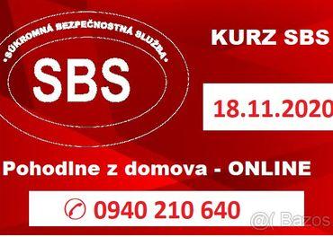 KURZ SBS 18.11.2020 , celá SR