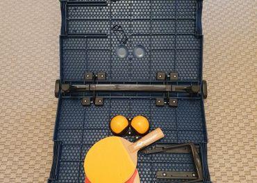 PIN PONG- malý pin pong pre deti