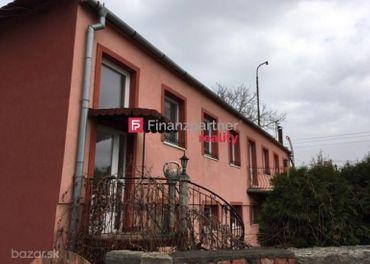 Predaj - Polyfunkčný dom: bývanie-kancelárie-prevádzka (F024-54-ANM)