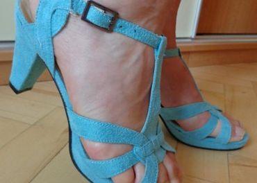Dámske sandále v. 41