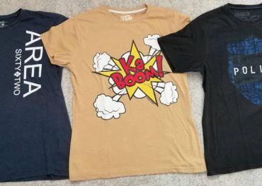 Pánske tričká M
