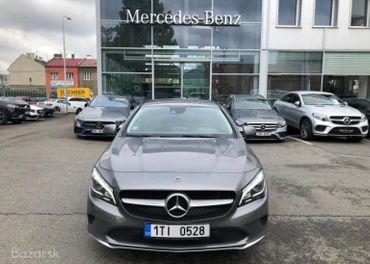 Mercedes-Benz CLA 180d,SB automat, 1.majitel