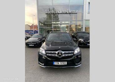 Mercedes-Benz GLS 350d 4M