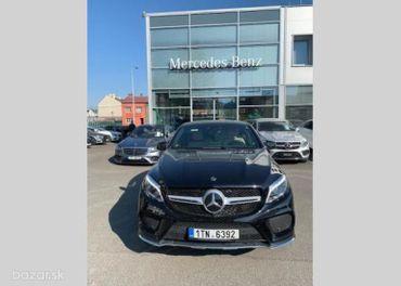 Mercedes-Benz GLE 350d 4M kupé, Op.leas 23 361,-