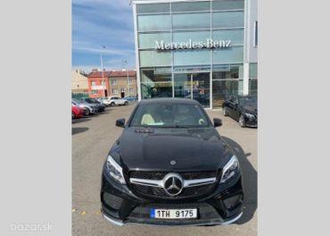 Mercedes-Benz GLE 350d4M kupé