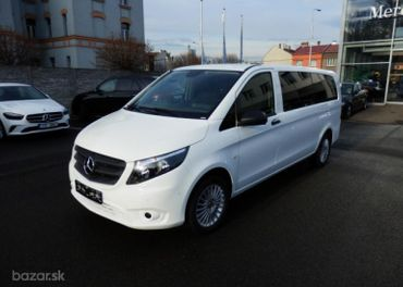 Mercedes-Benz Vito 119 CDI XL Tourer Select 4x4