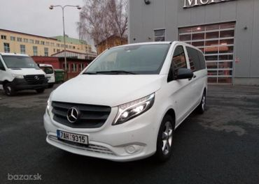 Mercedes-Benz Vito 119 CDI L Tourer Select 4MATIC