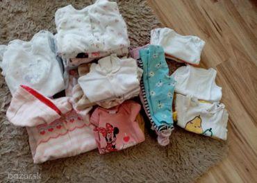 Balík oblečenia pre dievčatko 0-3 mesiace