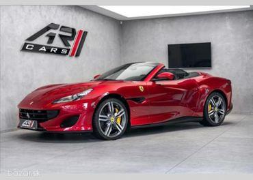 Ferrari Portofino Rosso karbon/LED, A