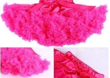 NOVA Dievčenská TUTU Dolly sukňa rozne farby
