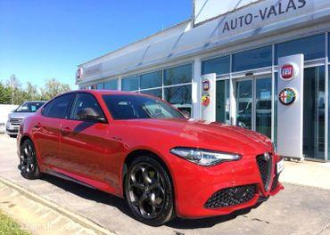 Alfa Romeo Giulia 2.2 D 210k AT Veloce TI