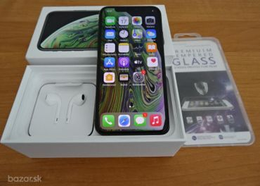 APPLE IPHONE XS 64GB - VELMI DOBRY STAV