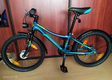 Detský bicykel Kellys Lumi 70