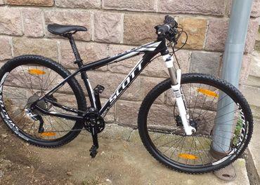 Predám zanovny horsky bicykel Scott Scale 960, Mko