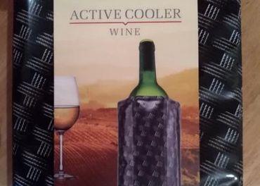 Chladiace puzdro na víno nové
