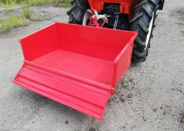 Výklopná bedňa - Transportný box