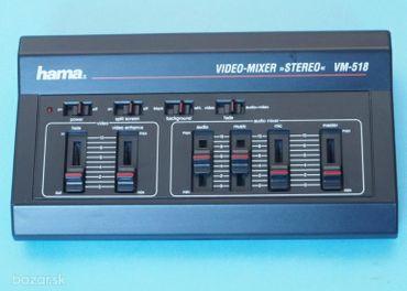 Hama Video Mixer Stereo VM 518