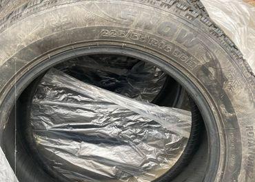 Predám zimné pneu