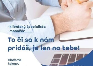 Hľadáme manažérov do agentúrnych kancelárii Allianz