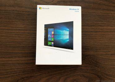 Microsoft Windows 10 HOME SK 32/64bit