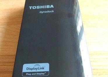 Toshiba Dynadock V3.0+