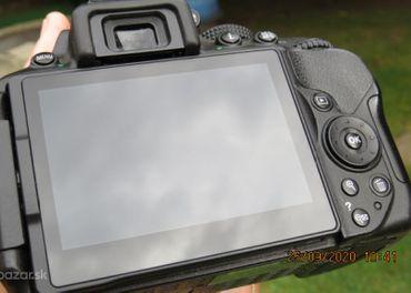Predám Nikon D 5300