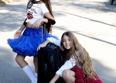 Tutu sukna styl dolly detske aj damske