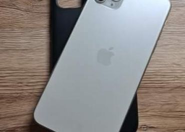 Iphone 11pro max 64gb silver