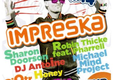 2-CD RÔZNI – IMPRESKA VOL. 14