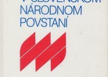 Junas, Ján: Červený kríž v Slovenskom národnom povstaní