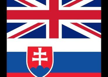 Preložím/Vytvorím text Angličtina - Slovenčina